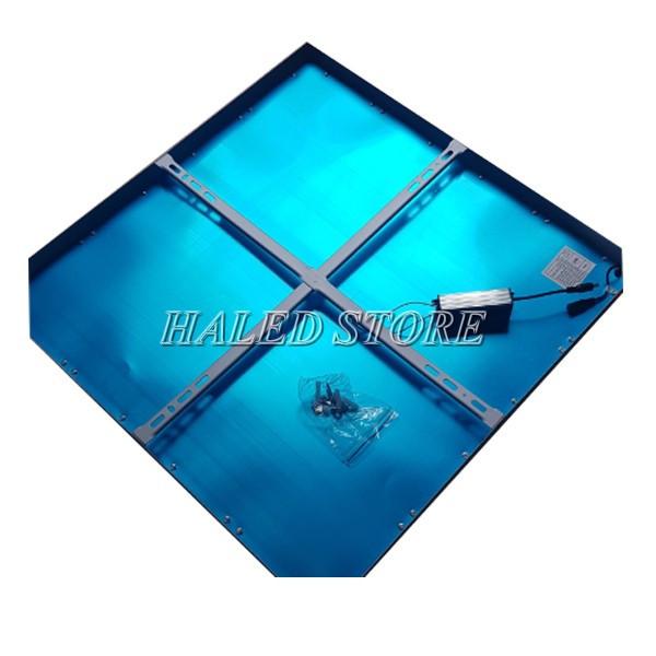 Mặt sau của đèn LED panel HLDAPLUC1-48 600x600