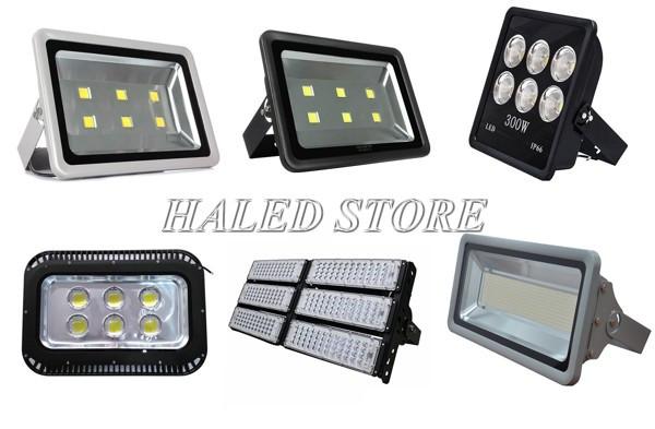 Các mẫu đèn pha chiếu sáng nhà xưởng bán chạy