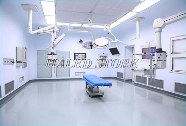Đèn phòng sạch lắp nổi Philips lắp đặt tại bệnh viện