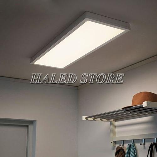 Đèn LED panel phòng sạch chữ nhật lắp nổi