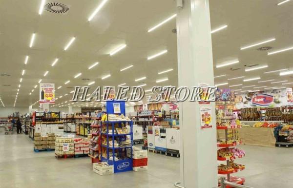 Đèn tuýp LED HALEDCO chiếu sáng thương mại