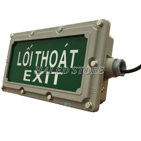 Kiểu dáng của đèn LED Exit chống cháy nổ HLDAEP EXIT1-3