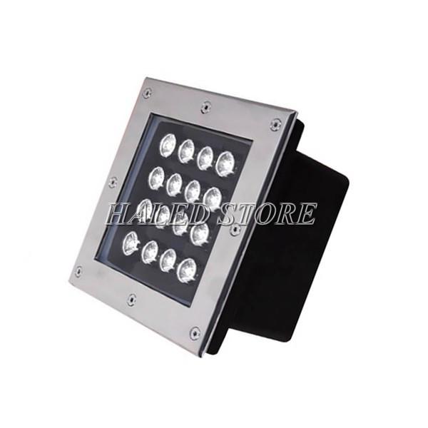 Kiểu dáng đèn LED âm đất HLDAUG2-12