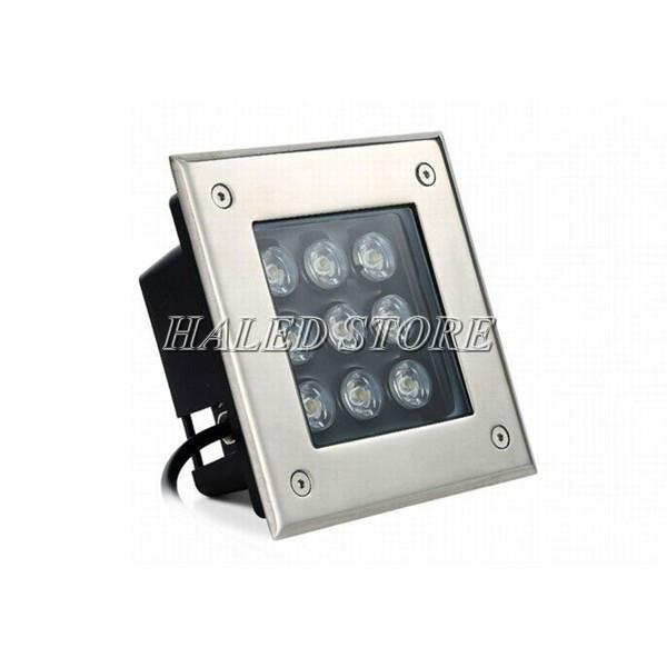 Kiểu dáng đèn LED âm đất HLDAUG2-9