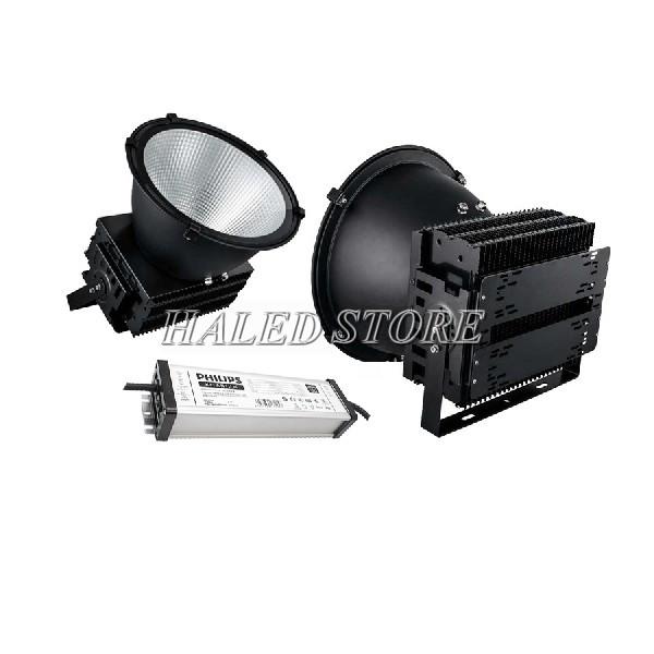 Đèn cao áp Philips 400w chiếu sáng nhà xưởng