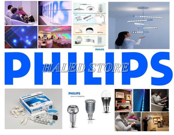 Philips - thương hiệu đa quốc gia cung cấp thiết bị chiếu sáng