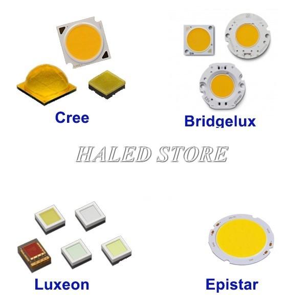 So sánh chip LED Osram với các thương hiệu chip LED khác
