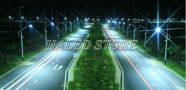 Ứng dụng của chip LED 100w Cree trong chiếu sáng đường phố