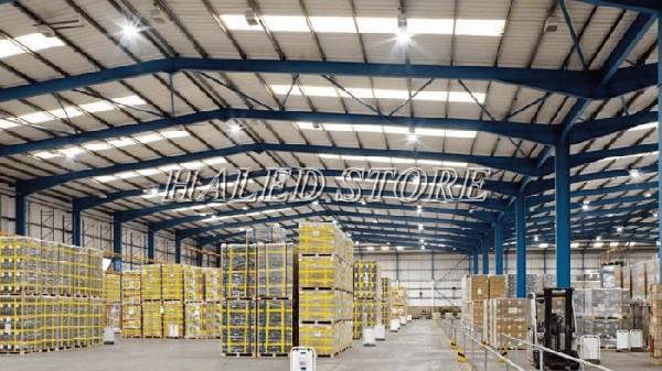 Ứng dụng chiếu sáng của đèn LED Highbay 100w Duhal