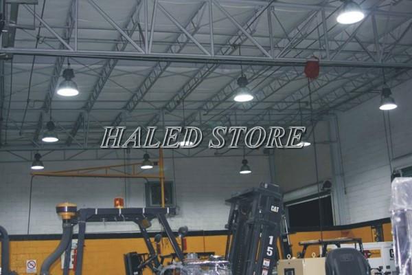 Ứng dụng của đèn highbay chiếu sáng công nghiệp