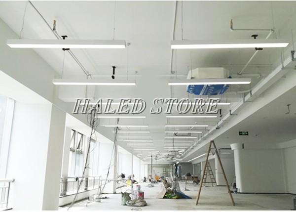 Ứng dụng của đèn LED panel phòng sạch 70×1200 thả trần