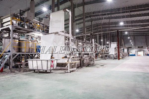 Ứng dụng của đèn LED nhà xưởng HLDAB5-250
