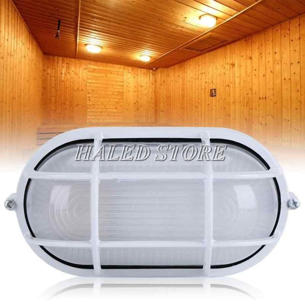 Ứng dụng của đèn LED ốp tường chống cháy nổ HLDAEP OP1-10