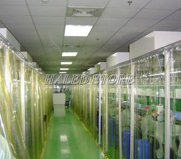 Ứng dụng của đèn LED panel phòng sạch 300×300