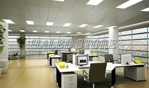 Ứng dụng chiếu sáng của  đèn LED panel HLDAPL3.6-18