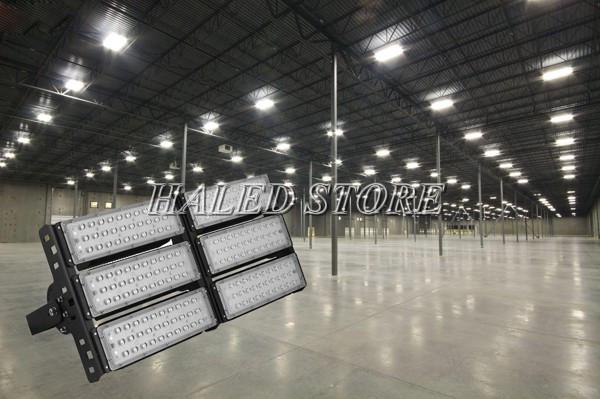 Ứng dụng của đèn pha LED nhà xưởng HALEDCO