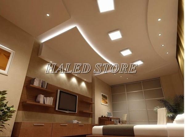 Ứng dụng của đèn LED Panel HLDAPL3.3-12