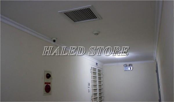 Ứng dụng của đèn LED chống cháy nổ khẩn cấp HLDAEP KC1-3