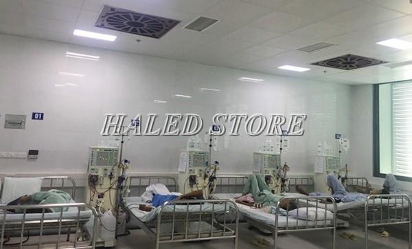 Ứng dụng đèn phòng  Rạng Đông trong phòng bệnh