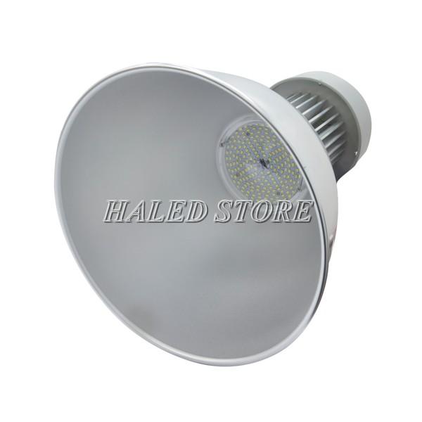 Dự án đèn led nhà xưởng gara ô tô Mỹ Đình sử dụng sản phẩm HLDAHB3-100w