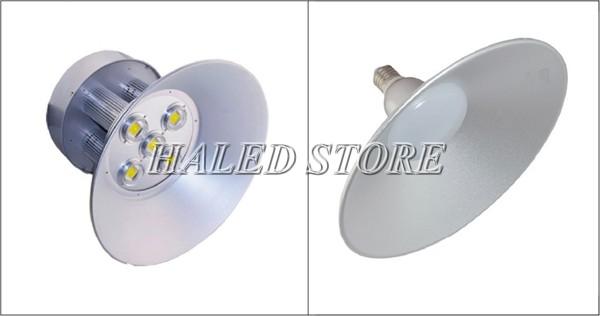So sánh đèn LED highbay và đèn LED lowbay