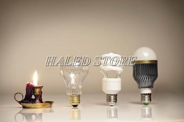 Chỉ số hoàn màu của đèn LED cao hơn các loại đèn khác