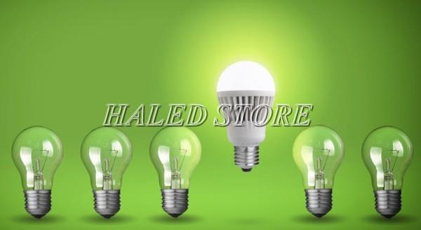 Hiệu suất chiếu sáng của đèn LED