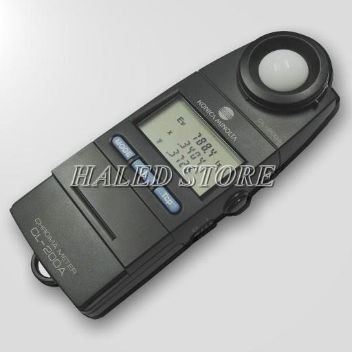 Máy đo nhiệt độ màu cảm biến
