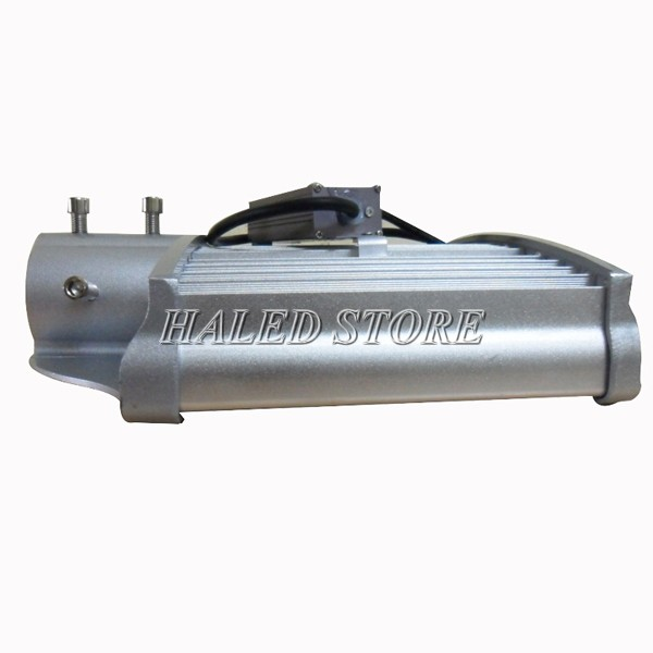 Thân đèn đường LED HLS5-28 cấu tạo từ hợp kim nhôm đúc
