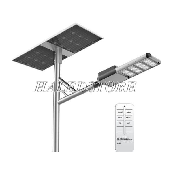 Mặt trước đèn đường LED năng lượng mặt trời RDDA CSD02 SL-100