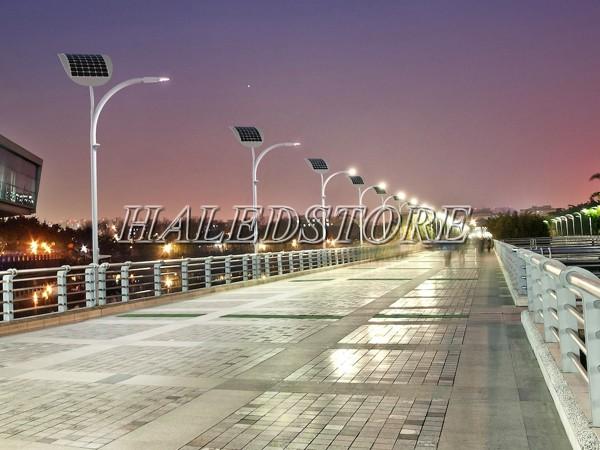 Ứng dụng đèn đường LED năng lượng mặt trời RDDAS11-15