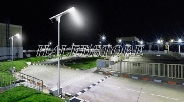 Ứng dụng đèn đường LED năng lượng mặt trời RDDA CSD01 SL-50