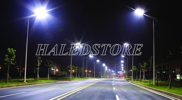 Ứng dụng đèn đường LED RDDA D CSD04L-120