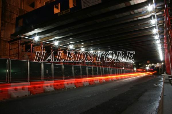 Ứng dụng đèn đường LED RDDA D CSD05L-100