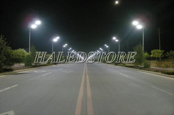 Ứng dụng đèn đường LED RDDA D CSD05L-120
