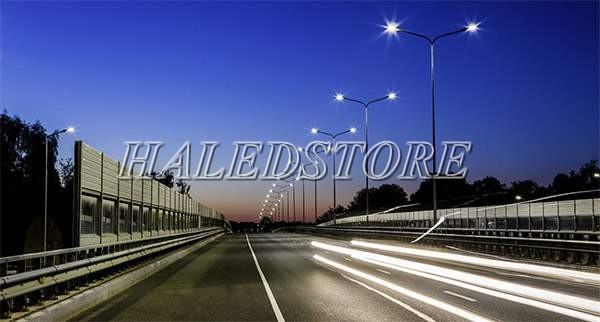 Ứng dụng đèn đường LED năng lượng mặt trời RDDA D CSD06L-80