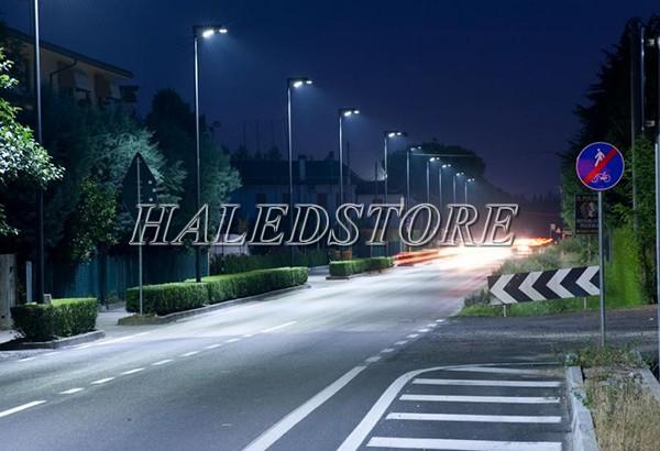 Ứng dụng đèn đường LED năng lượng mặt trời RDDAS4-80