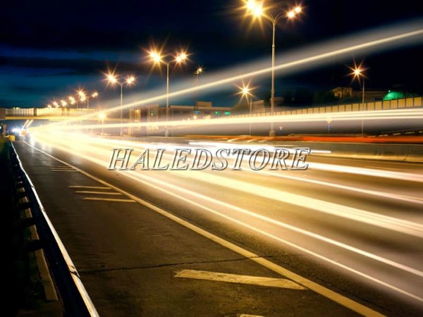 Ứng dụng đèn đường LED PRDA PSTN120L-120