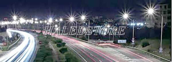 Ứng dụng đèn đường LED PRDA PSTN160L-160