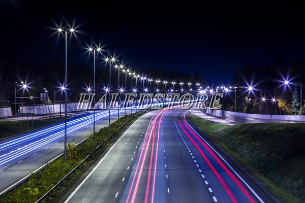 Ứng dụng đèn đường LED PRDA PSTP150L-150