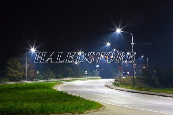 Ứng dụng đèn đường LED năng lượng mặt trời RDDAS2-40