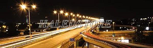 Ứng dụng đèn đường LED PRDA PSTO180L-180
