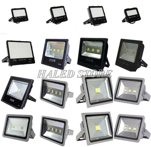 Các mẫu đèn pha LED tiết kiệm điện