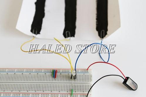 Hướng dẫn đấu nối dây với bảng mạch