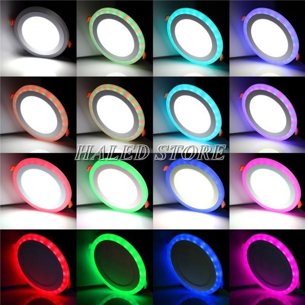 Cấu tạo đèn LED 3 màu