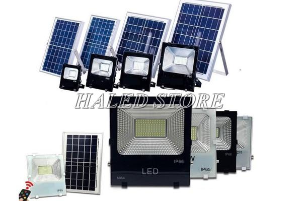 Cấu tạo đèn LED năng lượng mặt trời