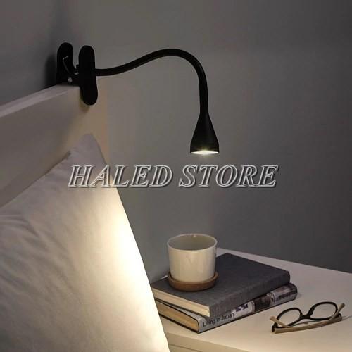 Đèn đọc sách nên dùng đèn công suất nhỏ