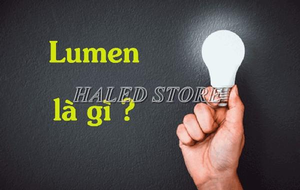 Lumen là gì?