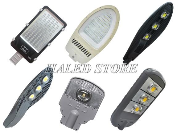 Một số mẫu đèn đường LED tiết kiệm điện