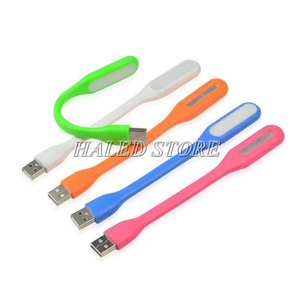 Cách sử dụng đèn LED USB